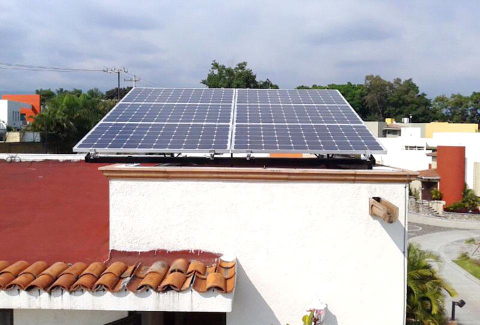 Nosotros - Paneles Solares
