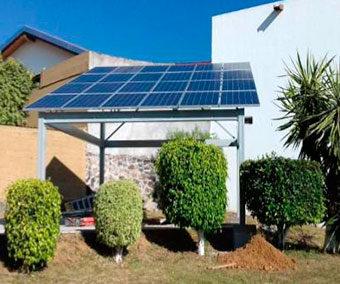Generación de Energía – Fraccionamiento Residencial Real Tetela Cuernavaca