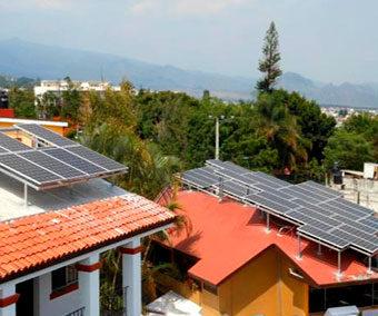 Generación de energía eléctrica – Hotel Rinconada de cortes cuernavaca