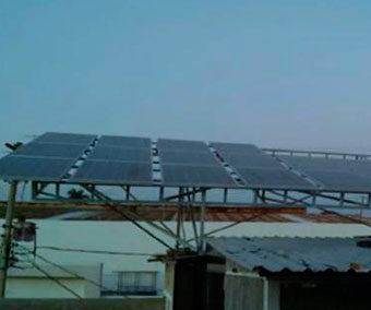 Generación de Energía Eléctrica – Mercado de Jojutla
