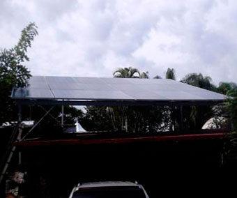 Generación de Energía Paneles Solares – Jiutepec