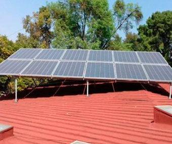 Generación de Energía – Jardines del Pedregal CDMX