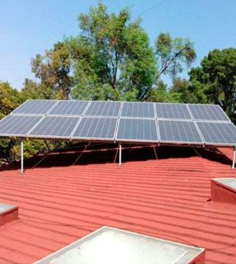Solar 7 - Servicios