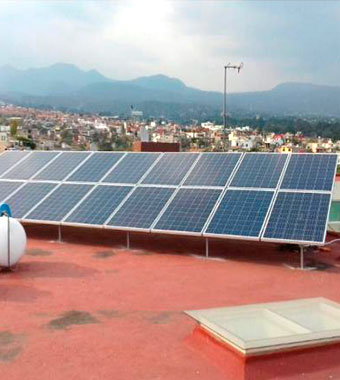 Paneles Solares - Proyectos de Eficiencia Energética
